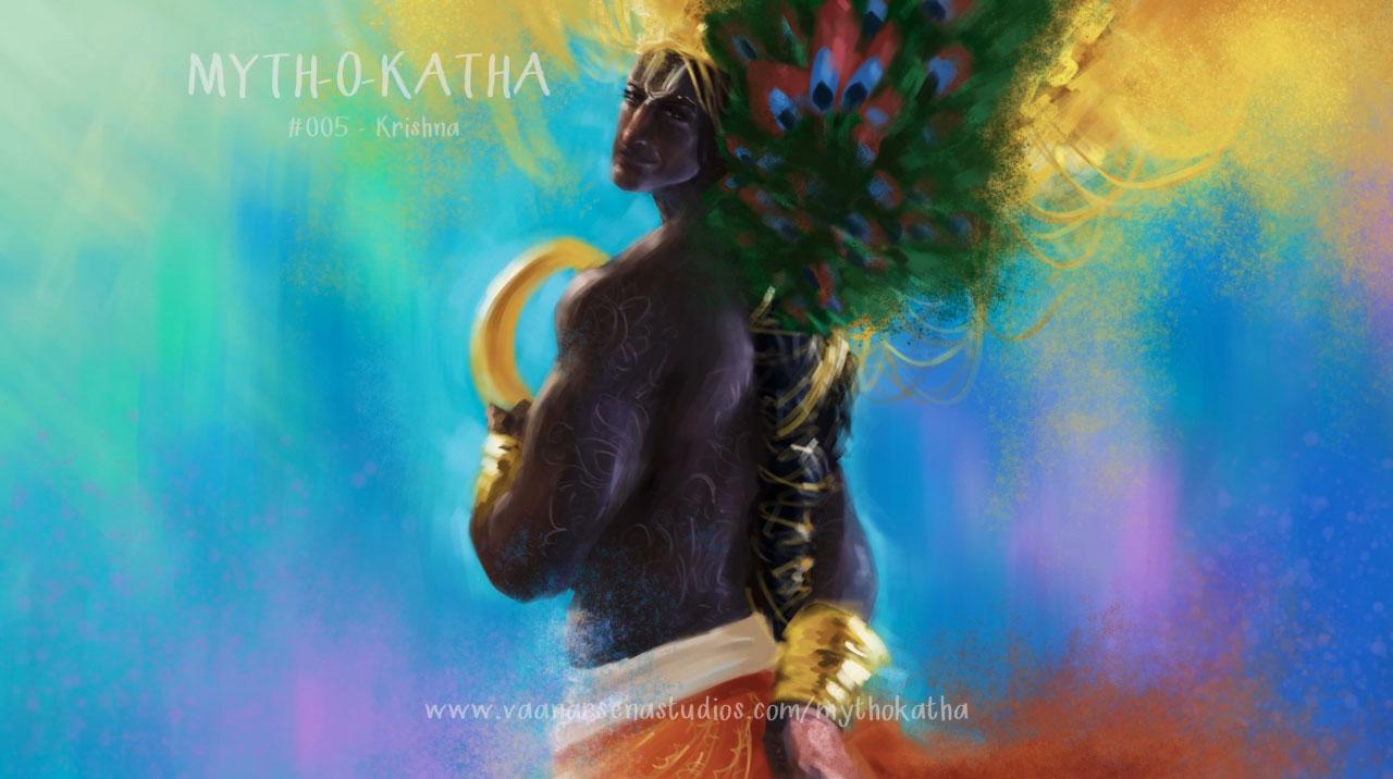 Dark Krishna