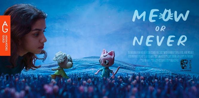Meow or Never by Neeraja Raj