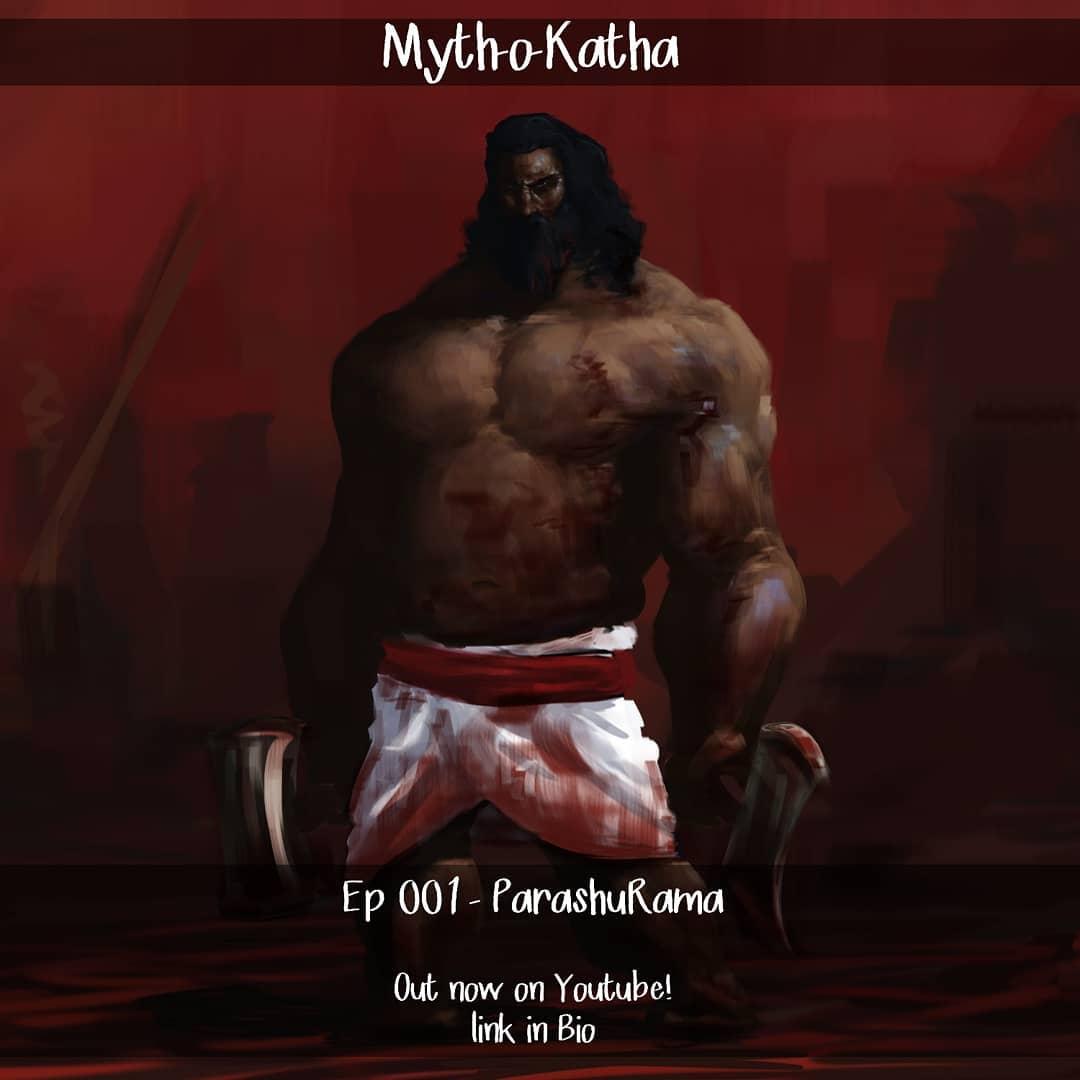 Mytho Katha parashuRama
