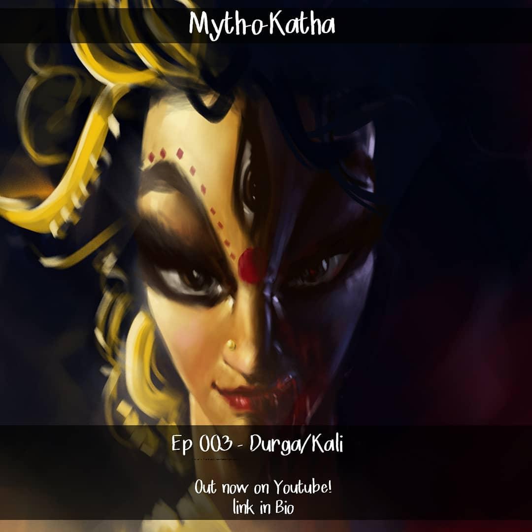 MythoKatha Durga