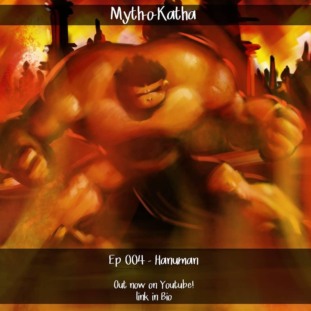 MythoKatha Hanuman