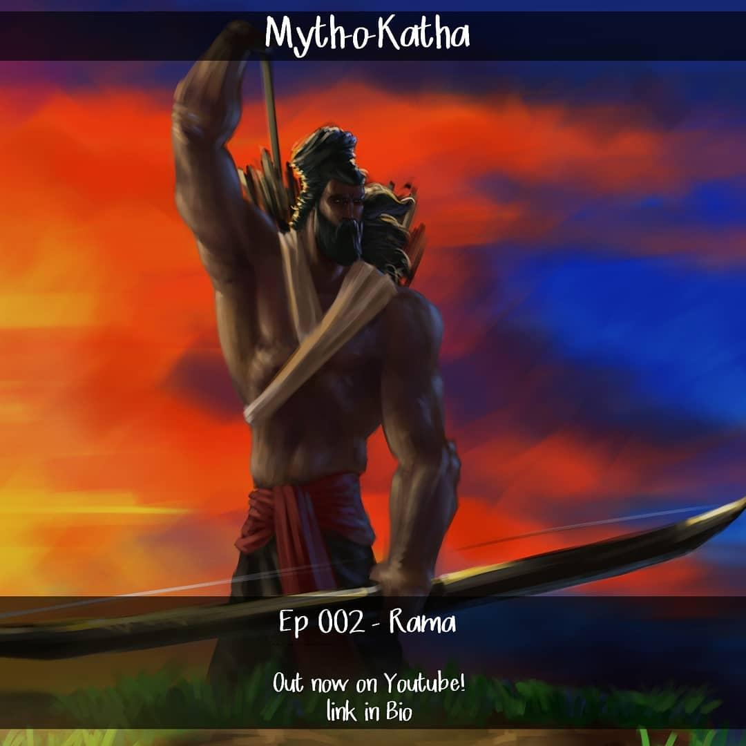 MythoKatha Rama