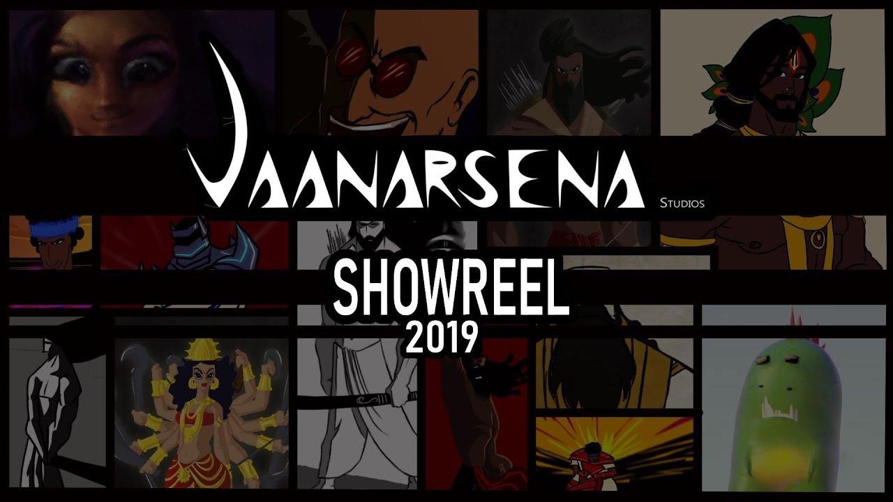 Vaanarsena Showreel YT thumb