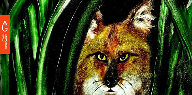The Fox of the Palmgrove by Divakar Kuppan