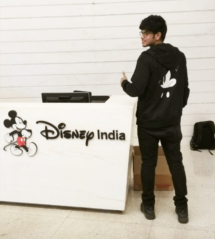Working at Disney