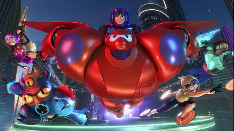11 big hero