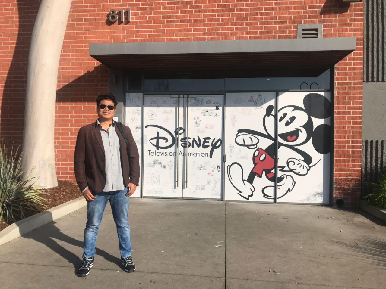Disney Television Animation, Glendale