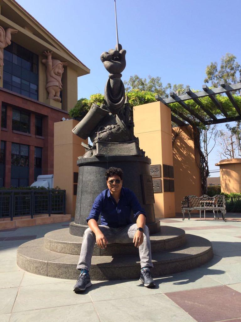 Team Disney Building, Burbank