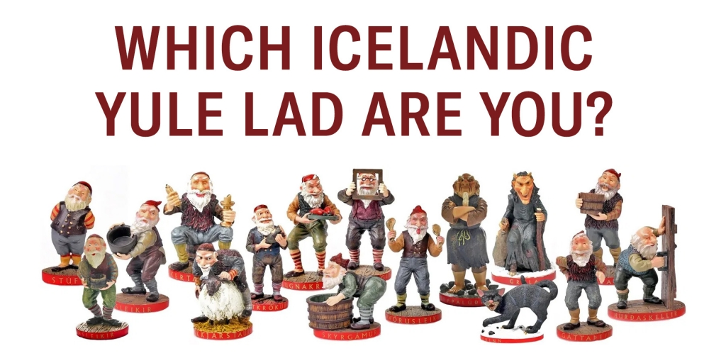 Which Yule Lad Are You? From Iceland Naturally