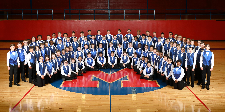 Combined Boys Choir