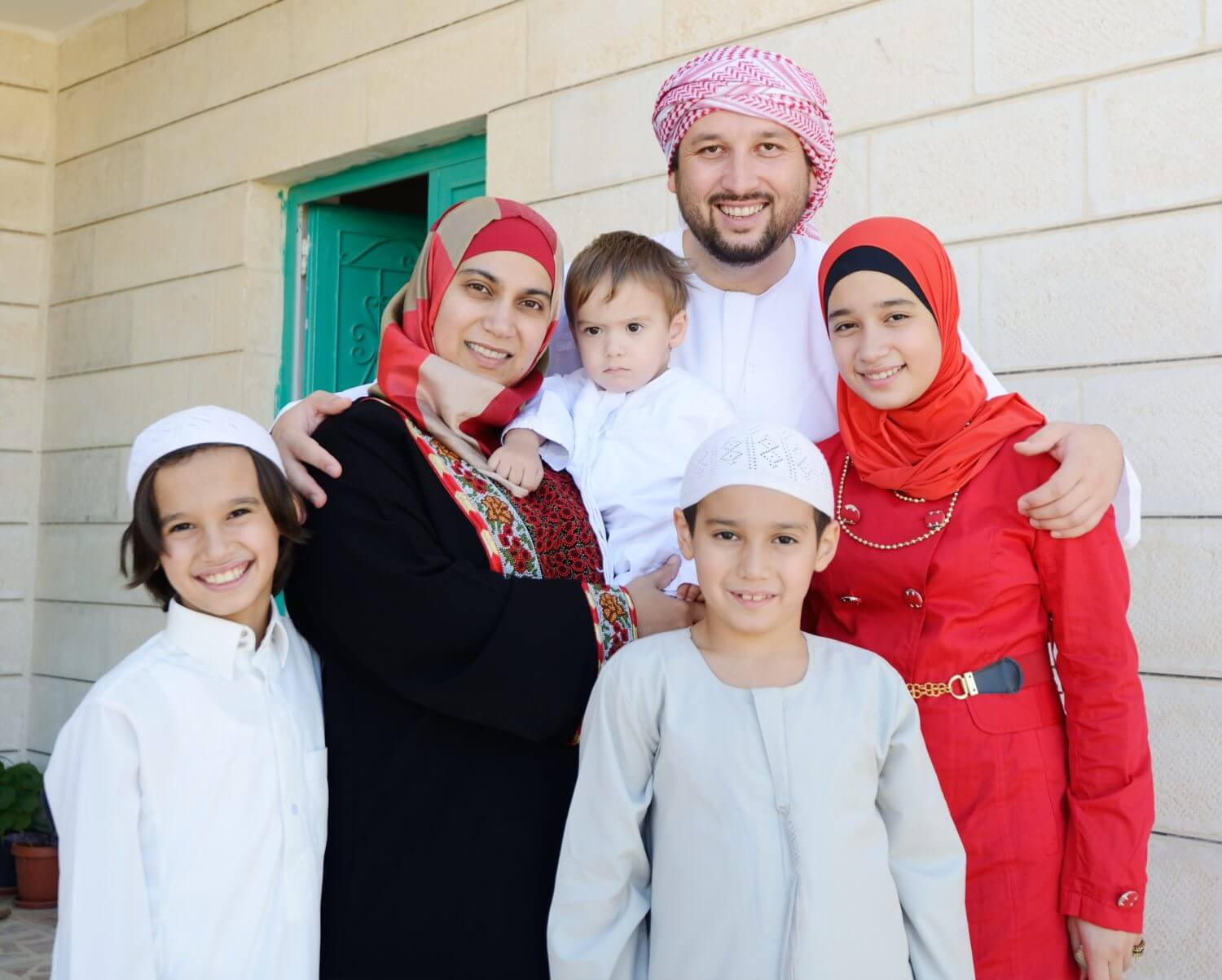 Family life in Islam