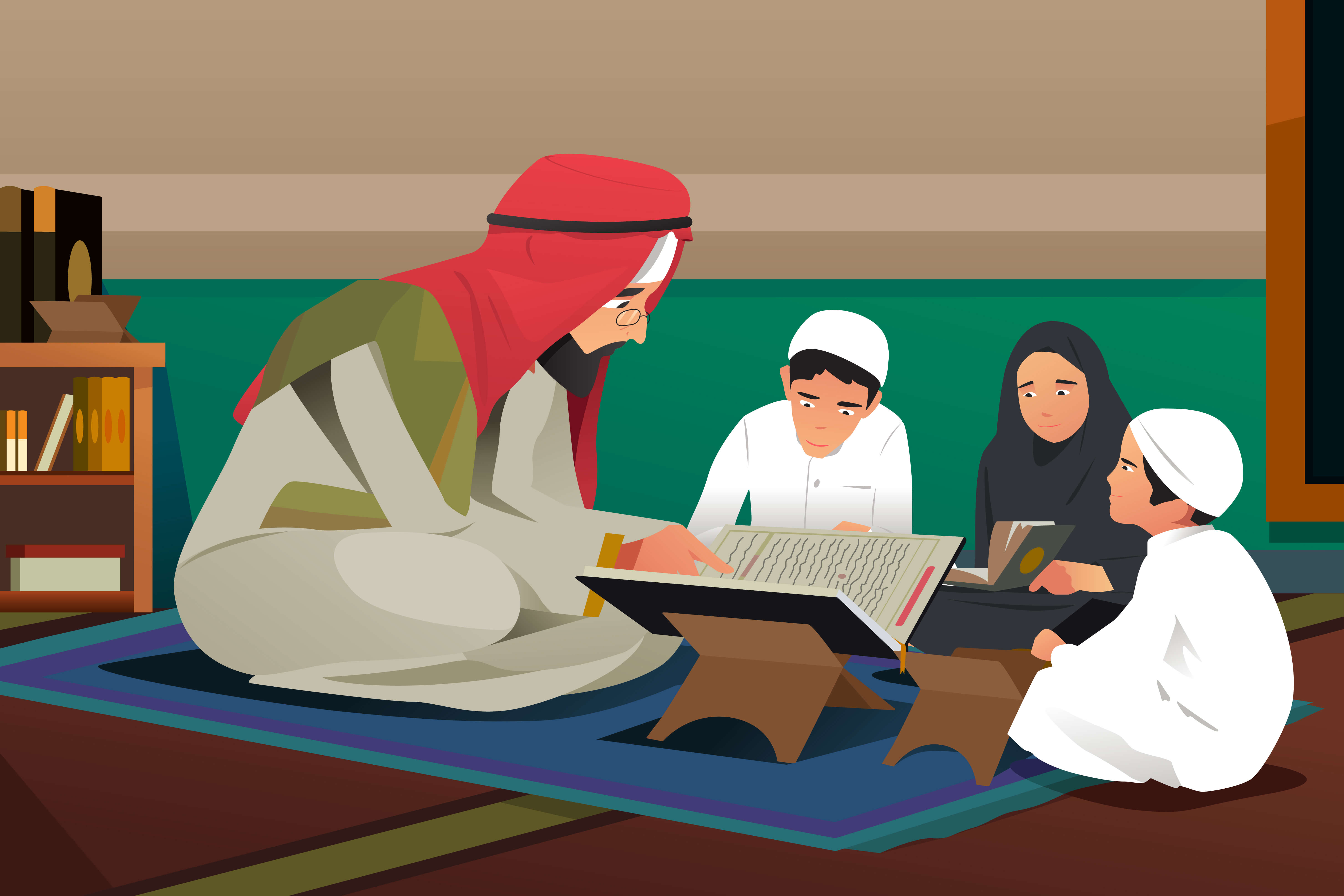 How to Help our Youth to Link Their Hearts to Quran
