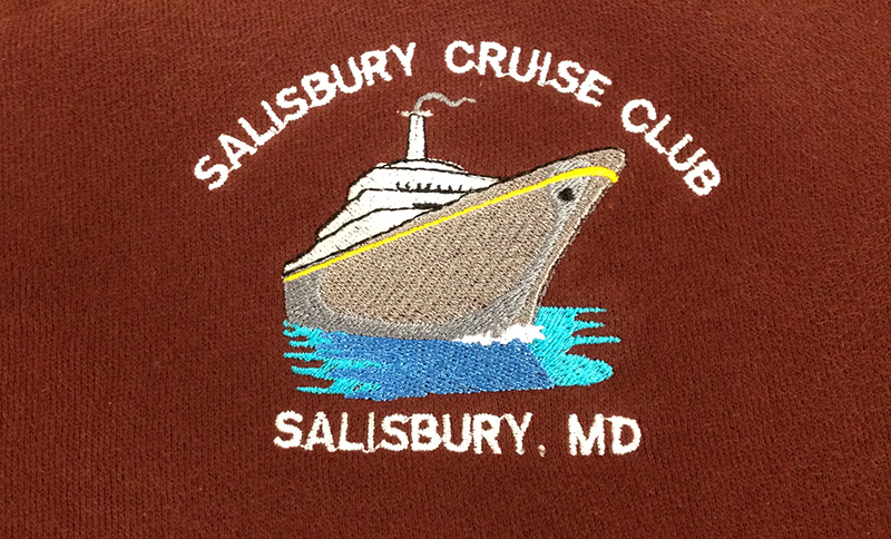 Chesapeake Screen Printing Embroidery Example