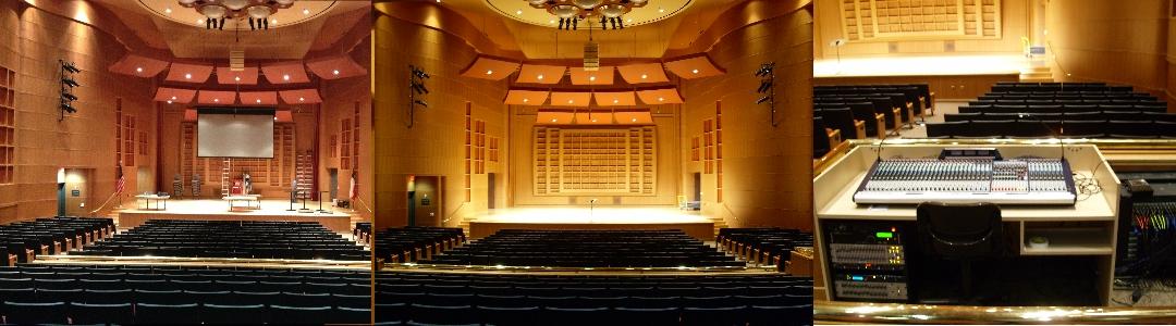 Symphonic Auditoriums