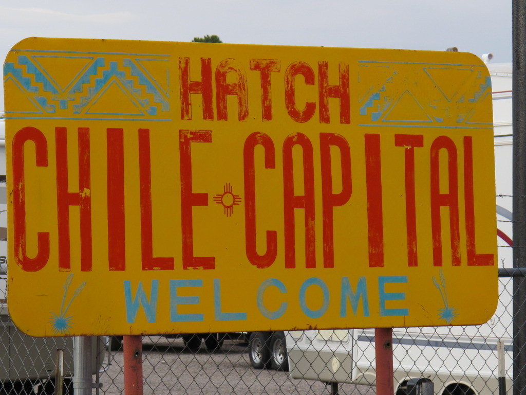 Welcome to Hatch New Mexico