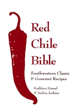 Red Chile Bible book