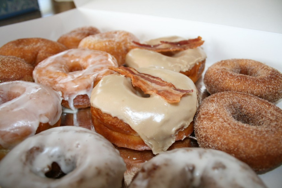 hatch green chile donuts