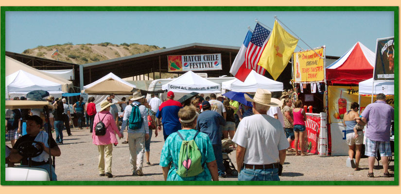 hatch new mexico chile festival crowd
