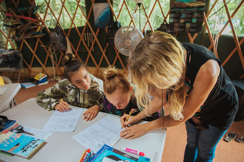 Kauai Homeschool Now, small class size, individualized attention