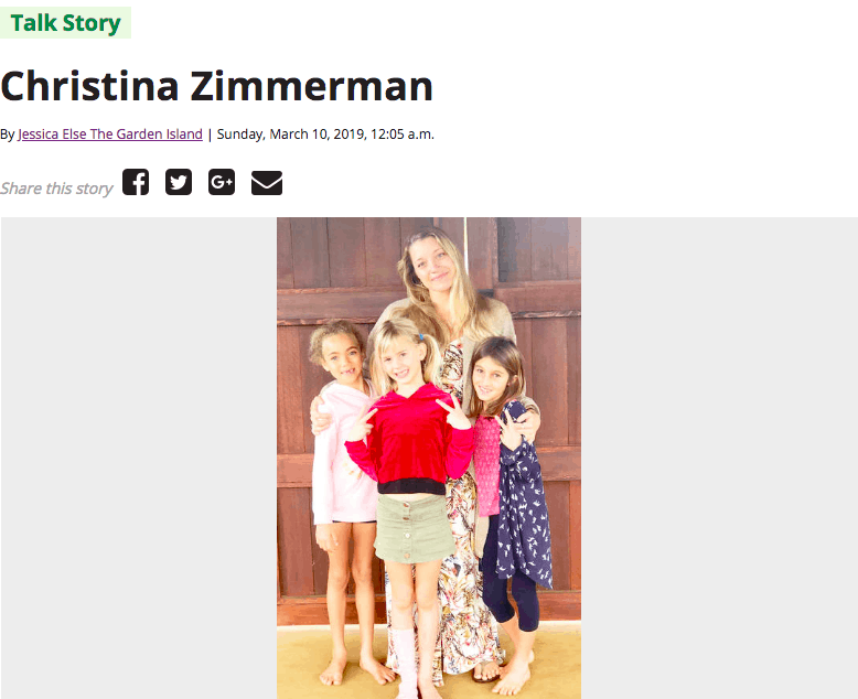 Homeschool Now: Christina Zimmerman