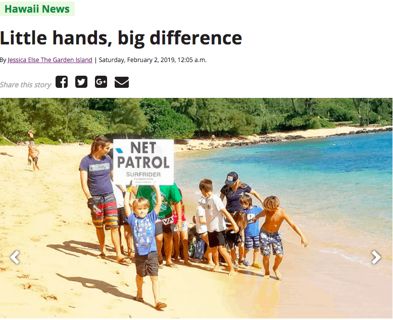 Little Hands, Big Difference - Kauai Homeschool Now