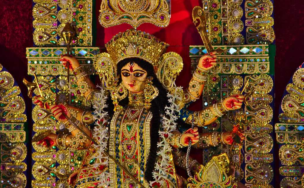 Our Gregarious Durga Puja in a Strange Year of Isolation