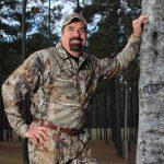 Bill Busbice in hunting gear