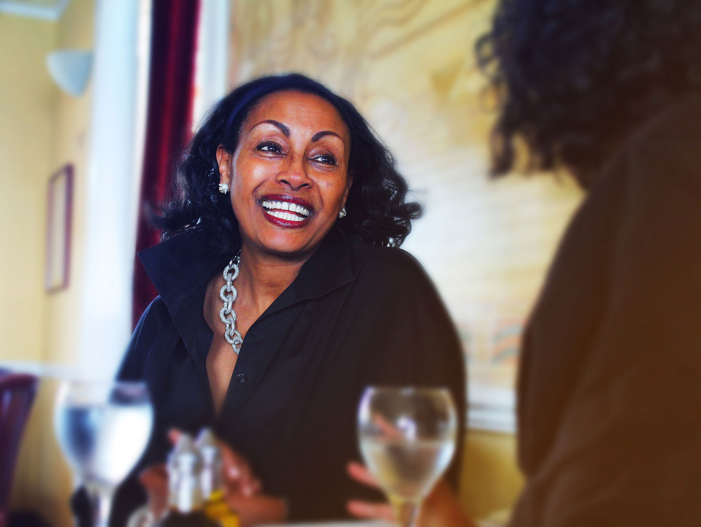 Menbere Akililu, owner of bay area Salute Ristorante.