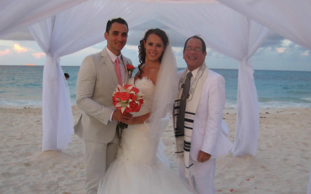Having a Jewish Interfaith Destination Wedding