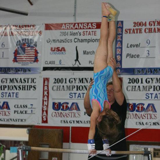 Flames Girls Gymnastics