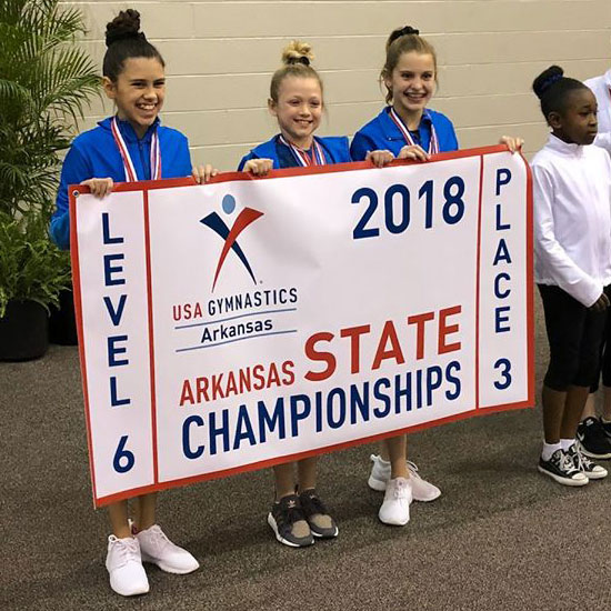 2018 Arkansas State Champs