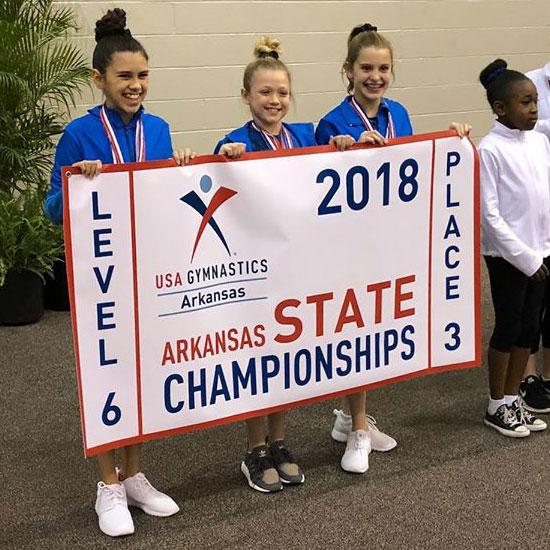 2018 Arkansas State Champs