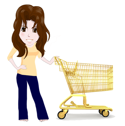 Here's what's in your shopping cart?