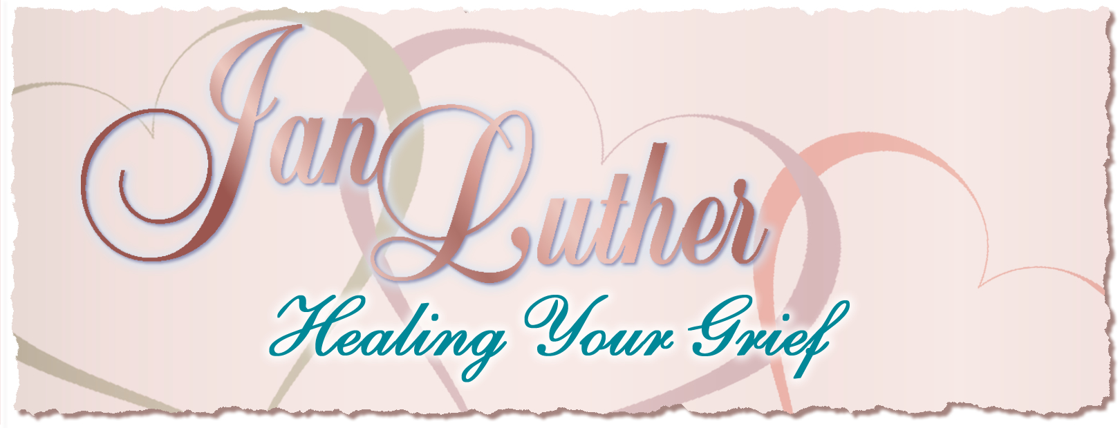 Jan Luther's Healing Your Grief