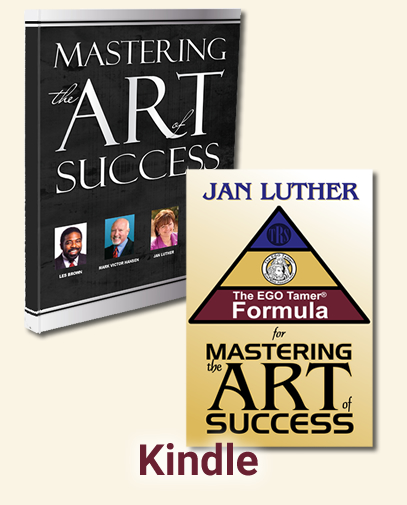 Mastering the Art of Success-Jan Luther
