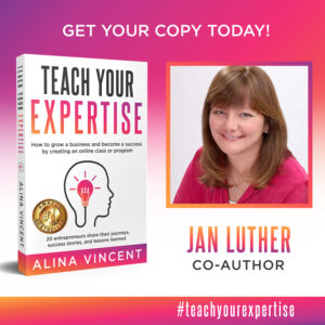 Teach Your Expertise-Jan Luther