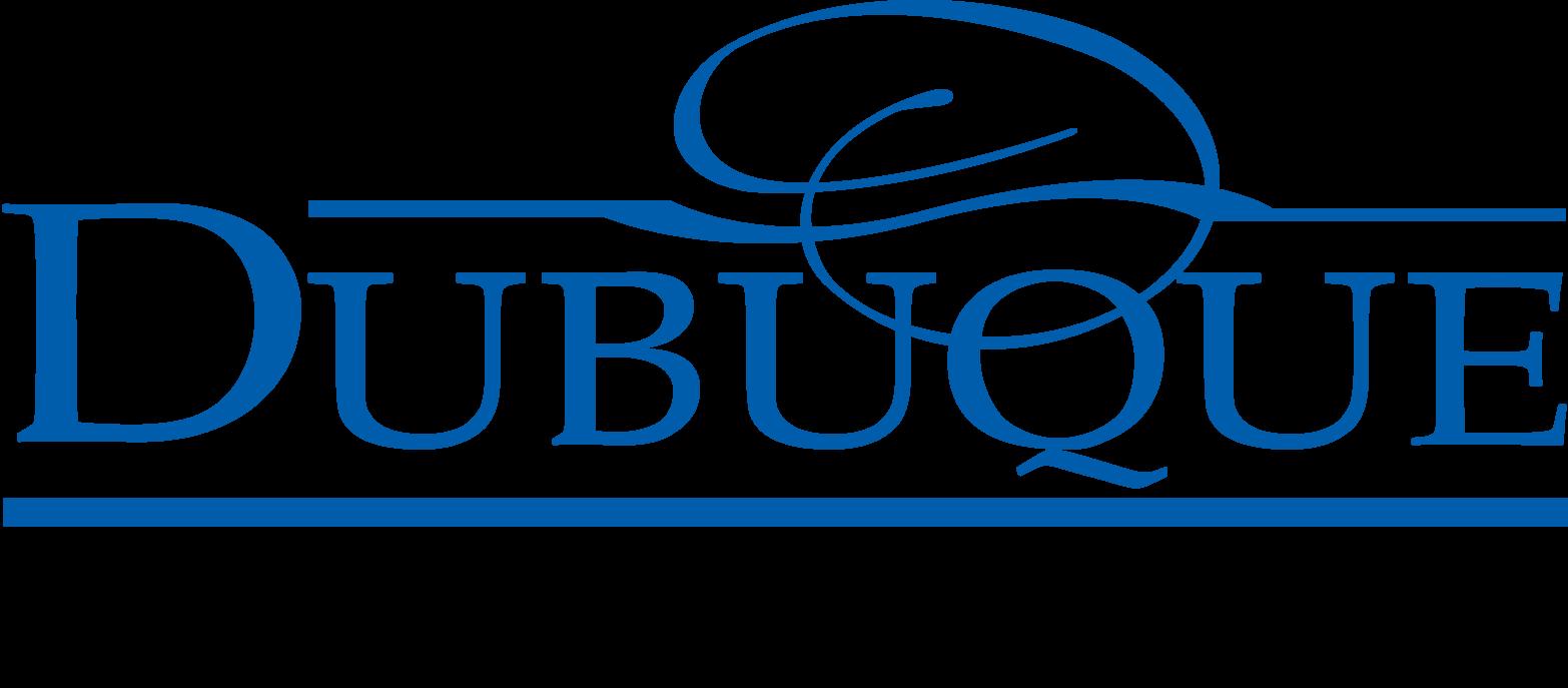 City of Dubuque Iowa Large logo