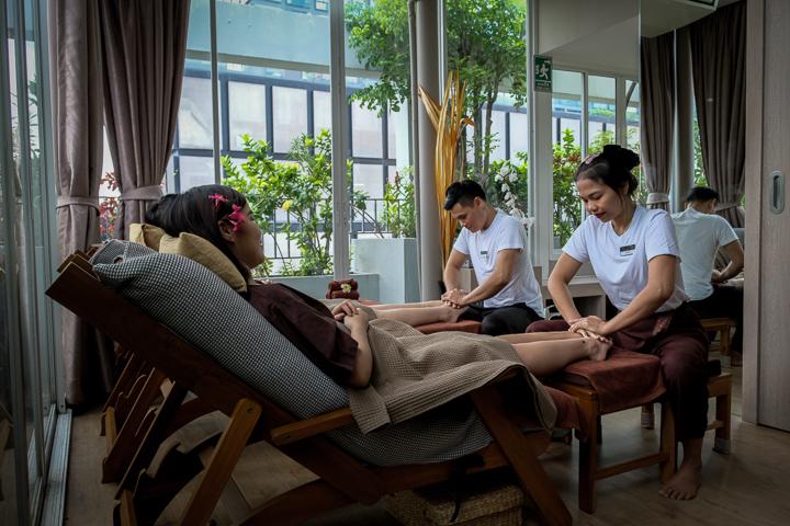 Bua Sabai Massage