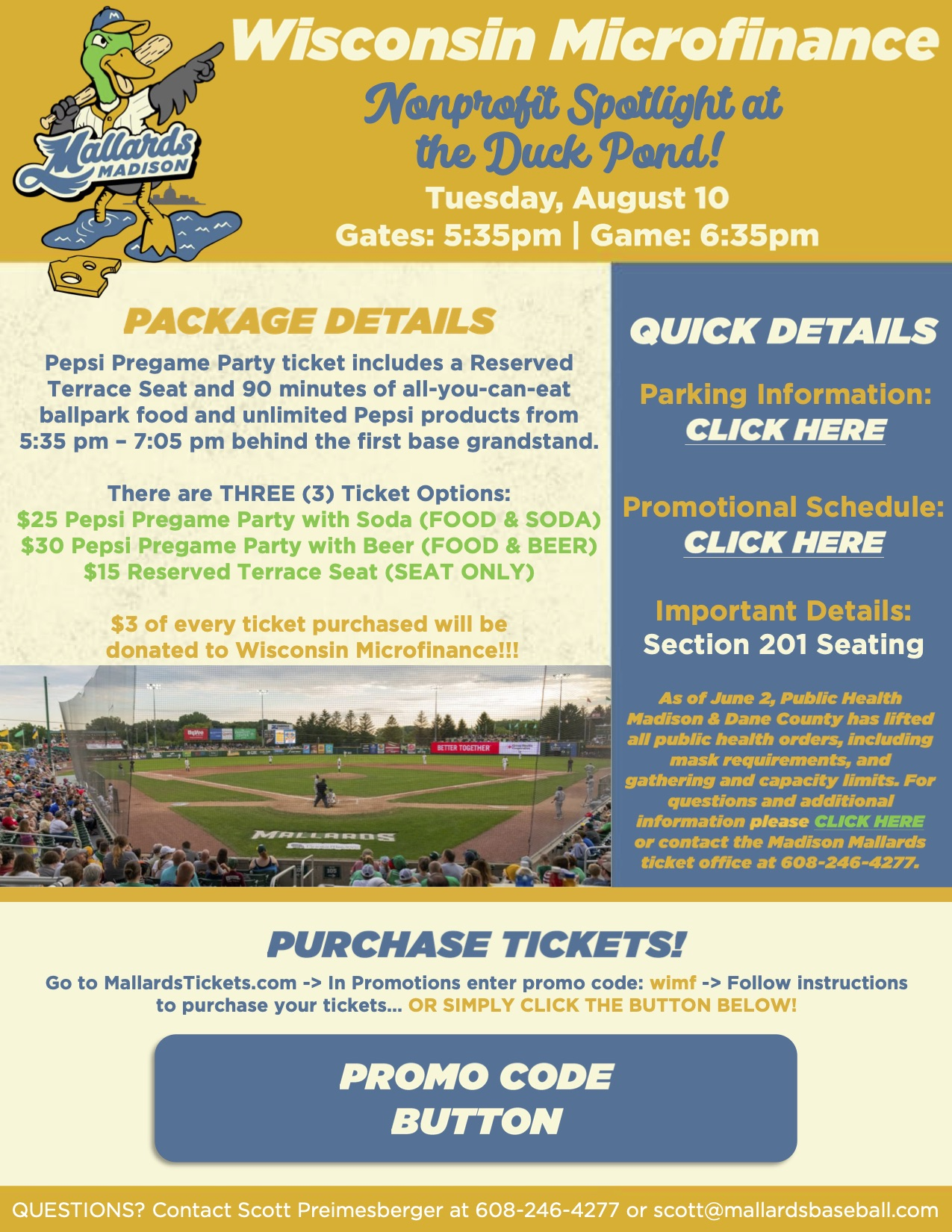 Wisconsin Microfinance - August 10 Group Portal Flyer (2)