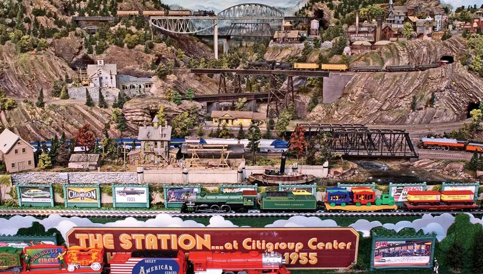custom model railroads