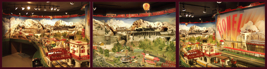 INDIAN HEAD PASS -- VIEWS OF CUSTOM MODEL RAILROAD