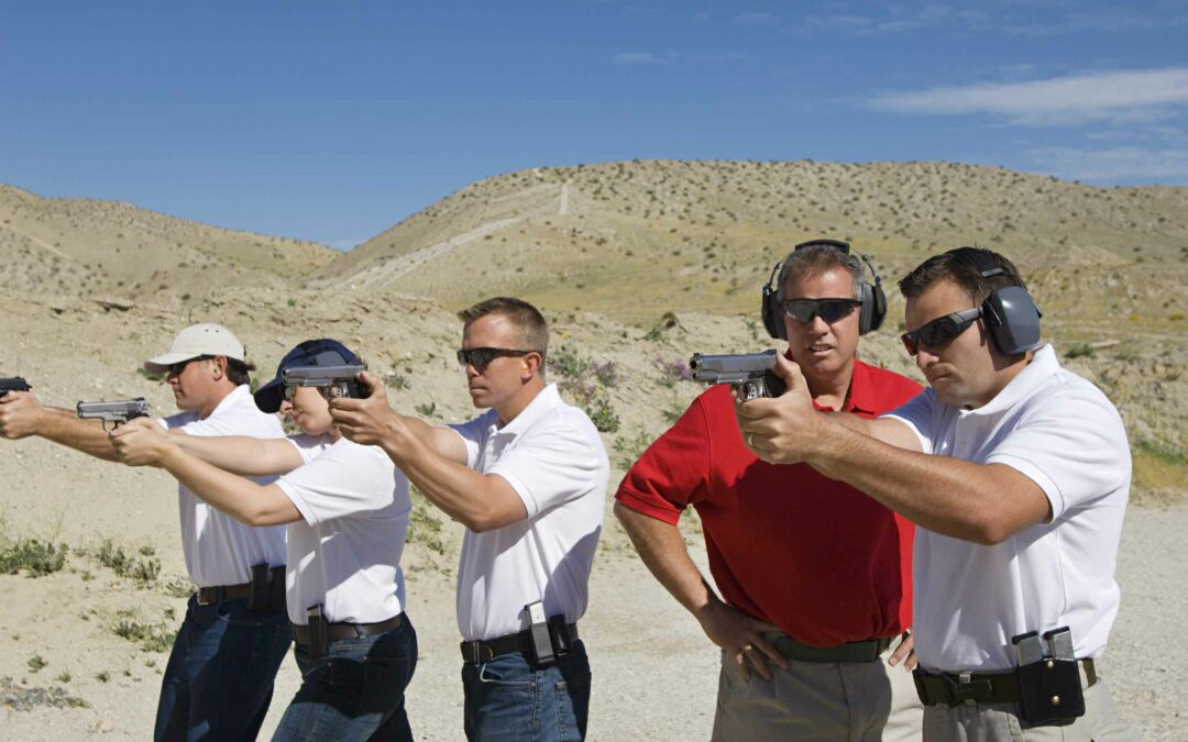 New Mexico Concealed Carry Course (For a new license)