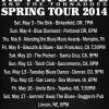 Spring 2014 Tour!