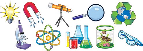 elementary science tutoring topics