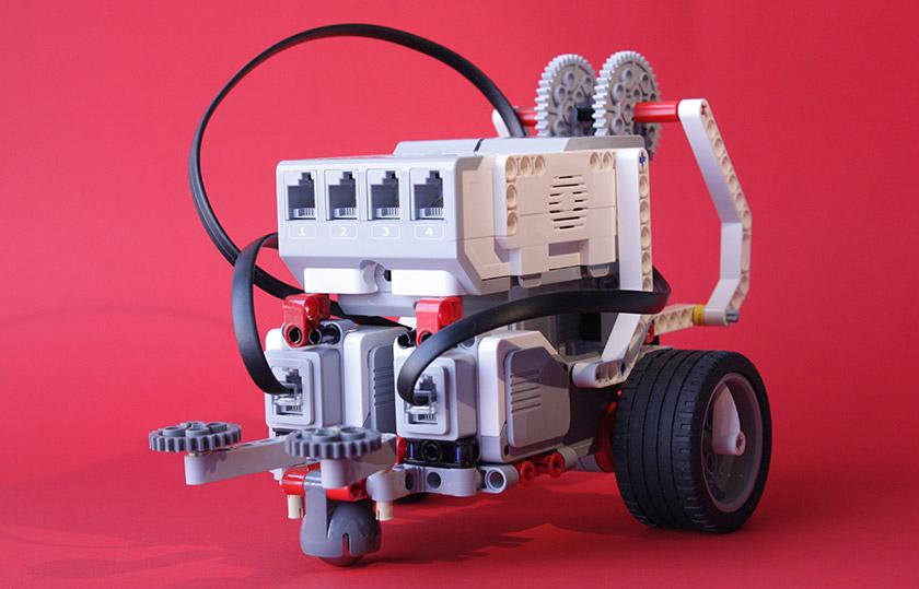 Lego EV3 Robot