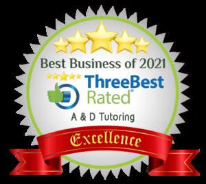 ThreeBest Best Business of 2021