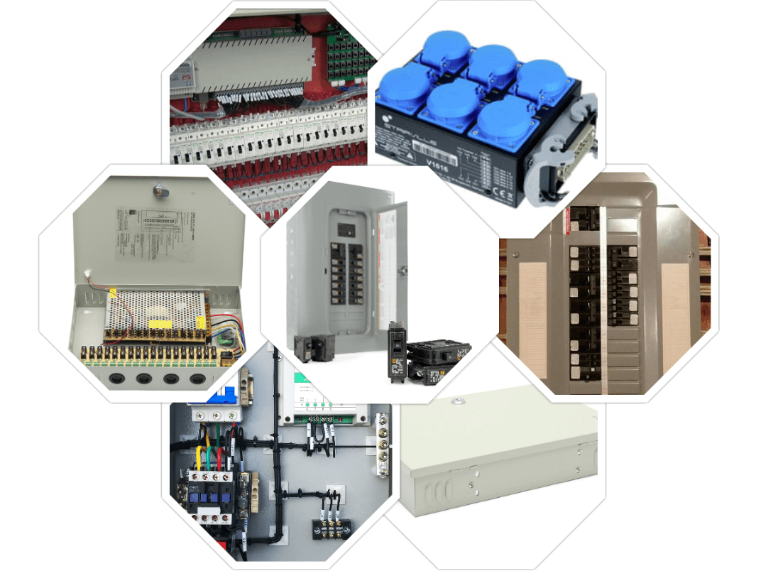 electrical panel install, upgrade and repair
