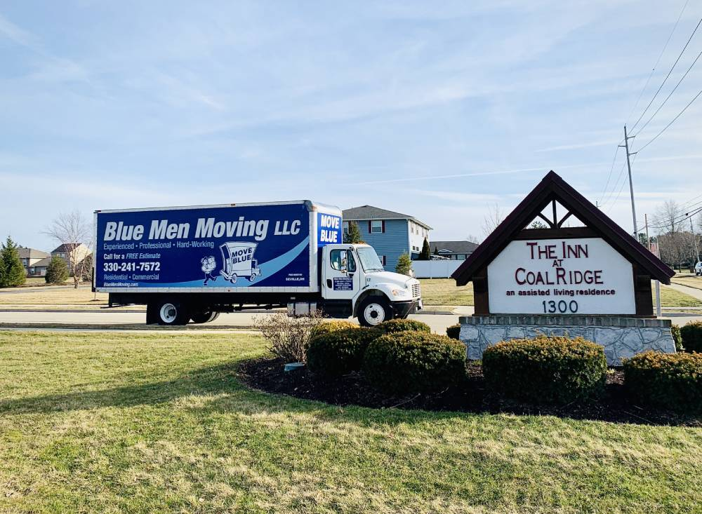 Blue Men Moving LLC