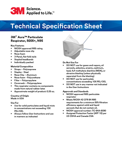 9205+-N95-Particulate-Respirator-Spec-Sheet-1
