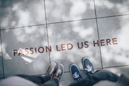 Company - Passion Led Us Here